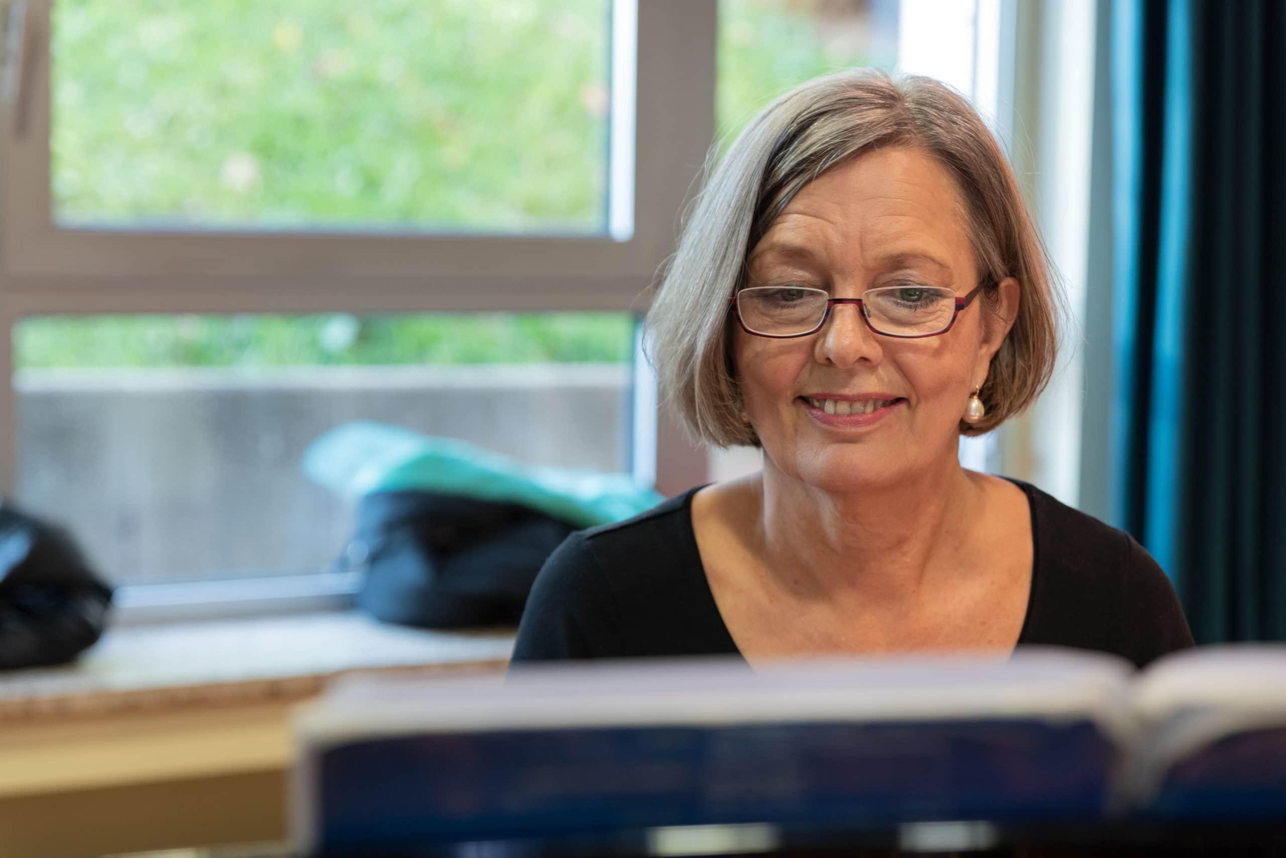 News-Beitrag: Renate Rietberg-Singer